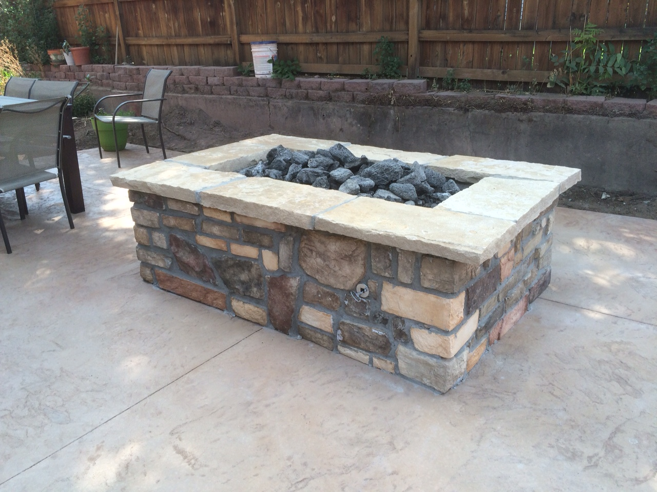 ... CO Denver Gas Fire pits - Denver Fire Pits:: Gas & Wood Custom Fire Pits