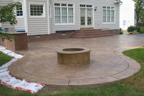 Stamped Concrete Denver